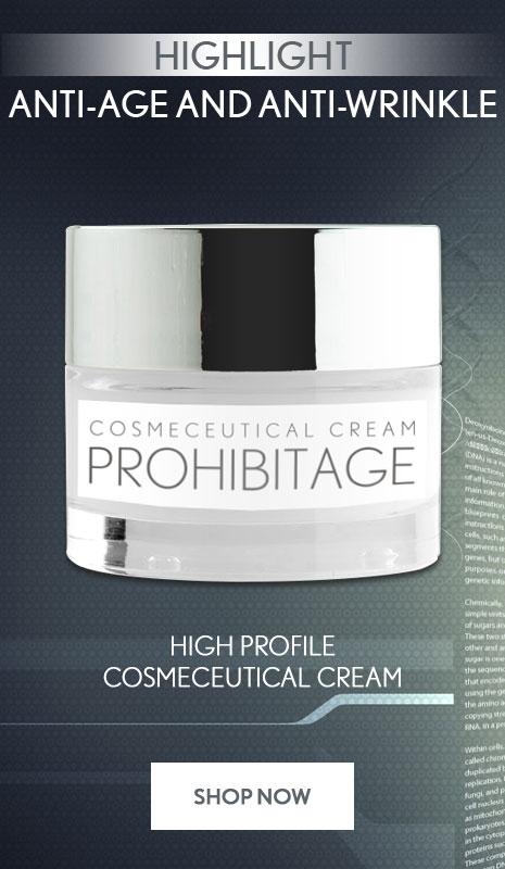 anti age and anti wrinkle cream