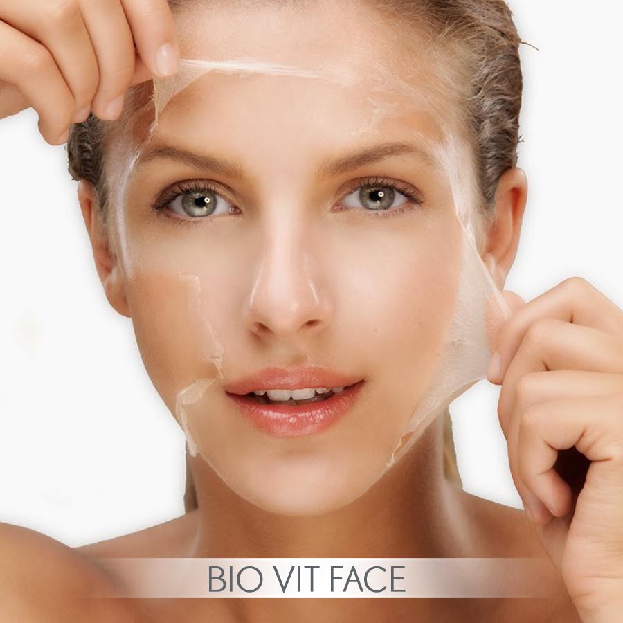 biovitface maschera cosmeceutica viso professionale